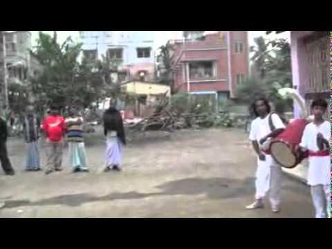 Durga Bengali festival in kolkata village festival mela nice video clip  3