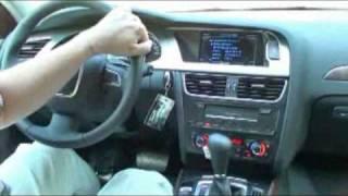 Тест-драйв: Audi a4 allroad [СиДр] ч.2