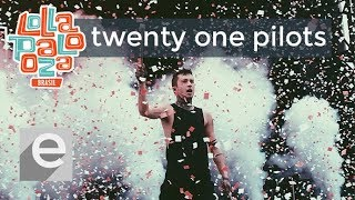 Download Lagu twenty one pilots - Lollapalooza Brazil 2016 (Completo) [Full HD] Gratis STAFABAND
