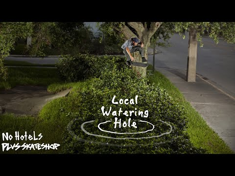 """No Hotels x Plus Skateshop """"Local Watering Hole"""" Video"""