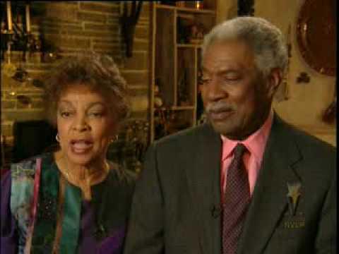 Ossie Davis & Ruby Dee: Ruby's Impression of Ossie