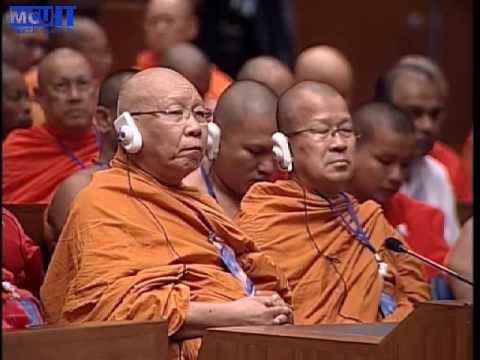 Messages from Buddhist leaders, Most Ven. Warakagoda Gnnarathana Mahanayake Thero.