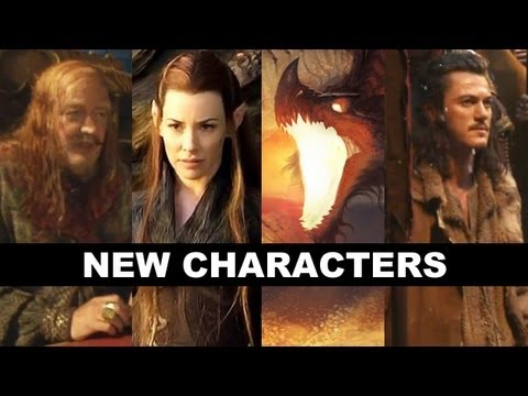 The Hobbit The Desolation of Smaug : New Characters - Beyond The Trailer