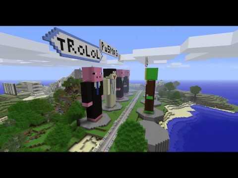 The Big Dig - Minecraft PVP/Survival/Creative server. 1.6.2 24/7 1080p
