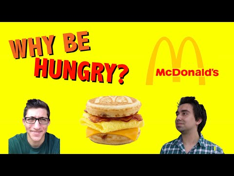 McDonald's: Bacon. Egg & Cheese McGriddles (REVIEW)