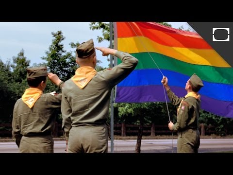 Why Can't Boy Scout Leaders Be Gay? video