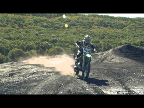 KX 250 Two-Stroke - Trevorton, PA 10/6/11