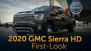 2020 GMC Sierra Heavy Duty – First Look