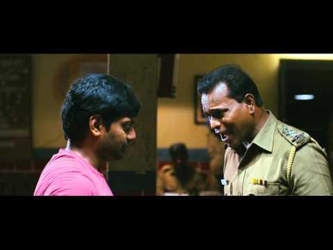 Enna Satham Indha Neram | Tamil Movie | Scenes | Comedy | Mahanadhi Shankar beats Nithin Sathya