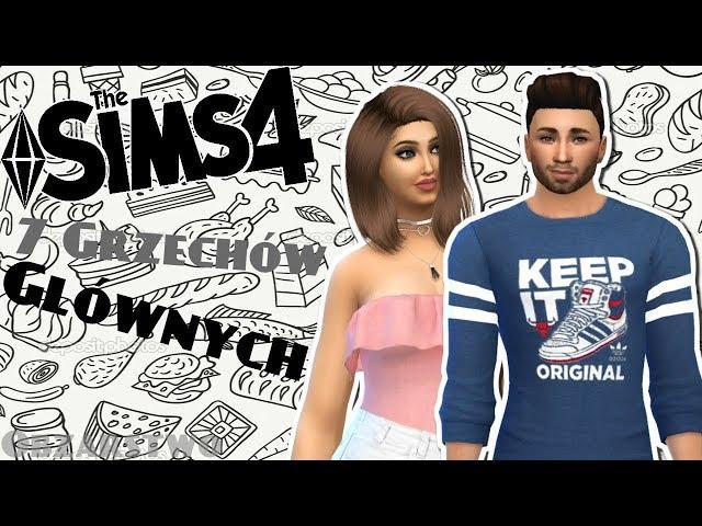 The Sims 4 Siedem Grzechów Głównych (Obżarstwo) - Spotkanie z siostrami #17