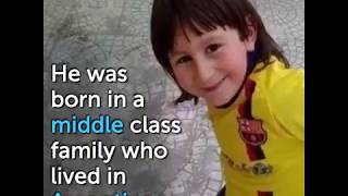 Lionel Messi Full Life Story.