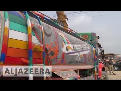 Karachi 'water mafia' sucking dry Pakistan's pipelines