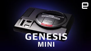 Sega's Genesis Mini is the best retro console out there