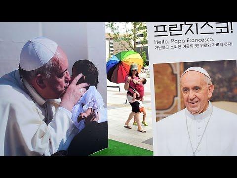 Francisco viaja a Corea del Sur