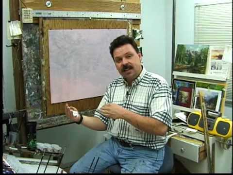 New Day Dawning - Thomas Kinkade Behind the Scenes