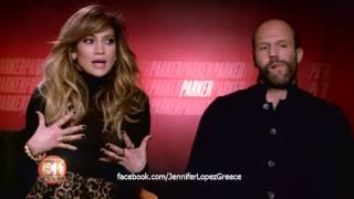 Jennifer Lopez & Jason Statham talks Sexy Scene on 'Parker' - ET Canada