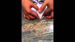 How To Make An Origami Army Tank