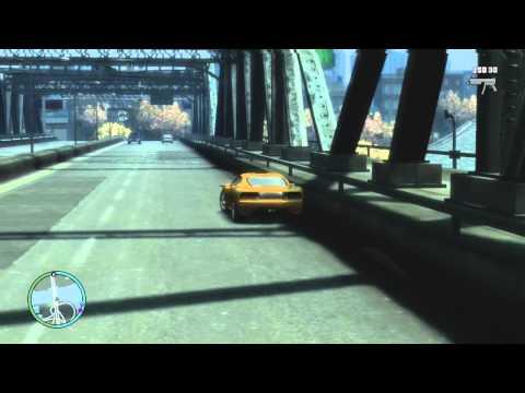 GTA IV | L'uomo che rendeva le moto invisibili JK  &  Rohn