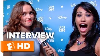 Star Wars: The Force Awakens Cast Interview: D23 (2015) HD