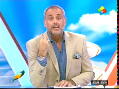 Jorge Rial le respondió a Claudio María Domínguez