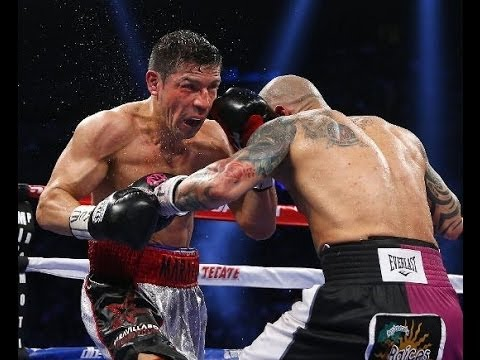 Miguel Cotto Dominates Sergio Martinez (Boxing Highlights)