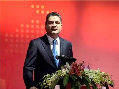 RA Prime Minister Mr. Tigran Sargsyan speech on the World Expo 2010 Shanghai