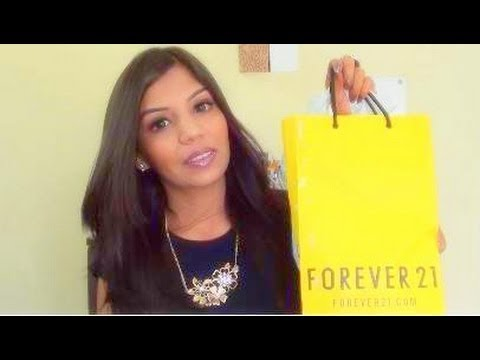 Indian Hand Jewelry at Forever 21 Forever 21 India Jewelry Haul
