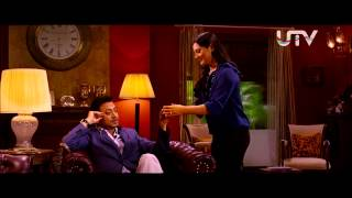 Best Bollywood Kisses - Thank You   2011   Bollywood movie scene   How to control wife   Irrfan