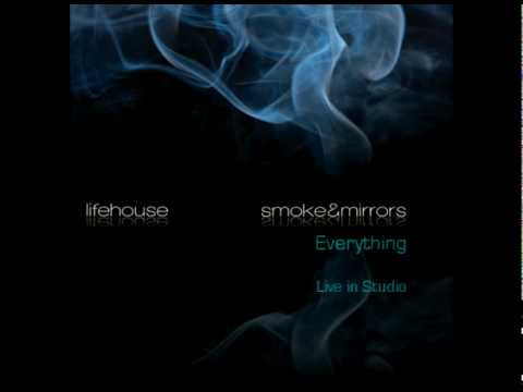 Lifehouse - Everything (Live in Studio. High Quality)