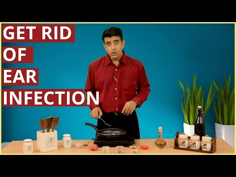 how to get rid of ear inflammation