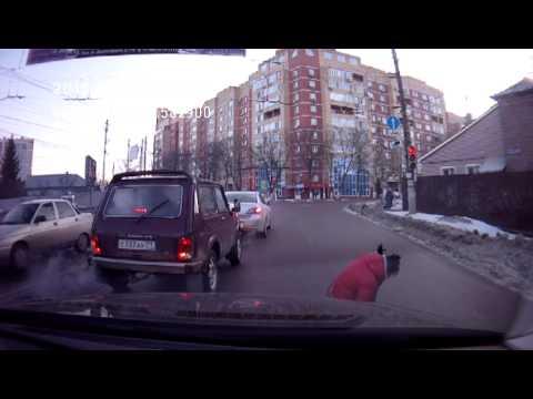 Пешеход всегда прав ?
