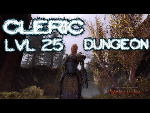 Neverwinter MMO - Clériga 25 Dungeon (tutorial simple)