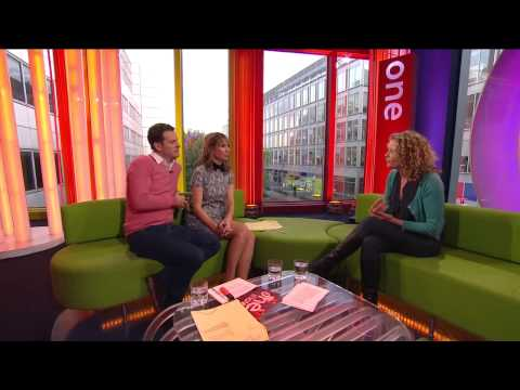 Alex Jones - The One Show 19Sep2013 [HD]