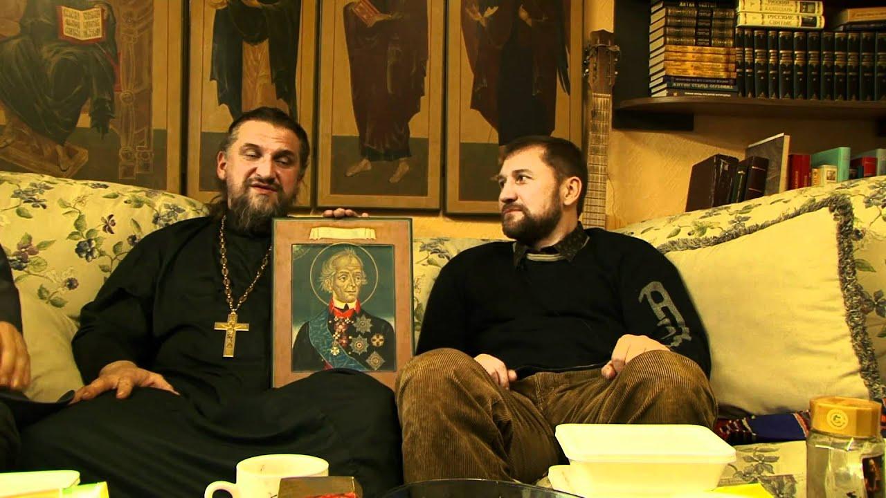 О святости А.В. Суворова