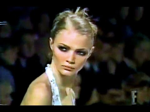 Jodie Kidd - Model Interview (Model TV)