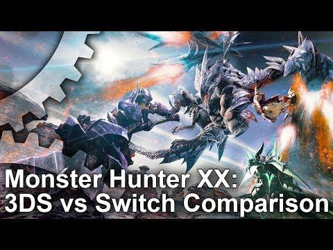 スイッチ版「モンハンXX」高画質美麗HDになってもロード時間が1秒弱しか増えてない神移植らしいぞー!?