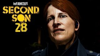 INFAMOUS: SECOND SON [PS4] [HD+] #028 - BOSSKAMPF: Augustina