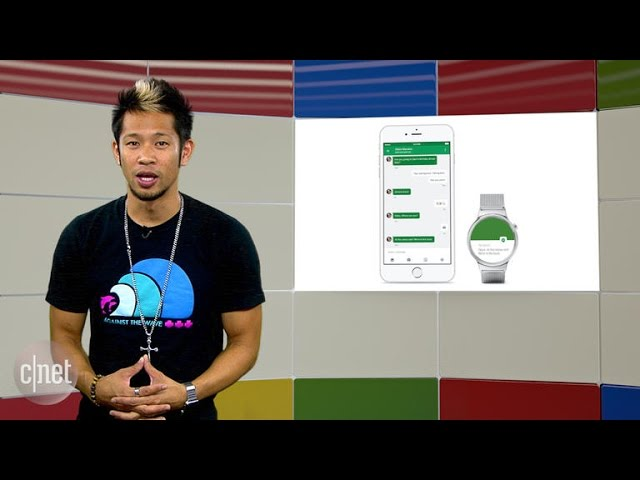 Googlicious - Android Wear comes to iOS