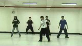霍元甲 AIESEC DANCE