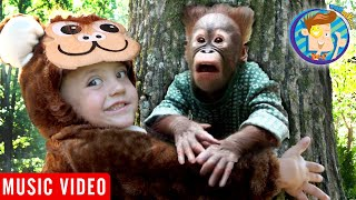 SHAWN is a MONKEY! 🎵 (FV Family Music Video)