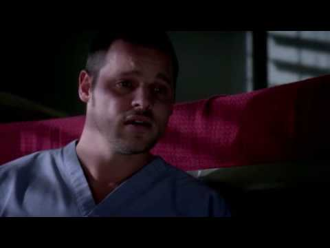 Alex on Izzie: Grey's Anatomy - Elevator Love Letter