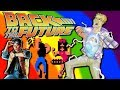 Back to the Future (NES/Nintendo) - LJN Defender Revisited