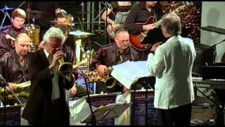 """Beija Flor"" feat.  Ack van Rooyen flueg ""Kentonmania"" Big Band + 8 French Horns Rudi Mazač"