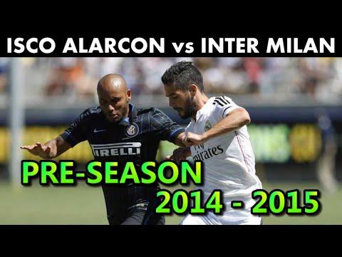 ISCO Alarcon vs INTER MILAN PRE-SEASON REAL MADRID( 27- 07 - 2014 / 27/07/2014 - 27.07.2014 ) [HD]