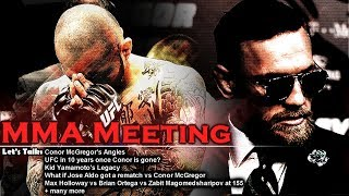 Let's Talk: Conor McGregor's Future After Khabib; UFC Once Conor is Gone? Kid Yamamoto + more