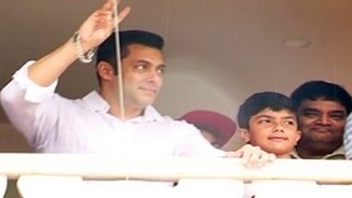 Salman Khans 2014 Eid wishes for his Fans!