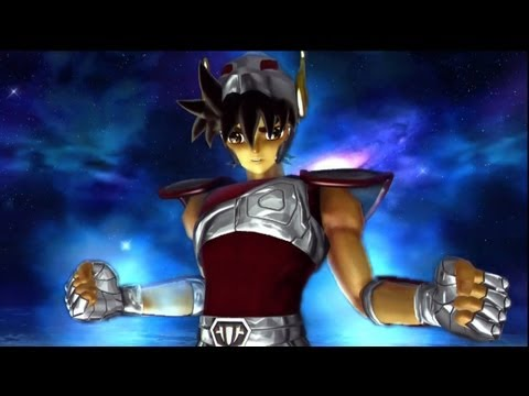 Saint Seya Senki - Gameplay CJBR