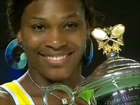 Serena Williams Grand Slam Moments