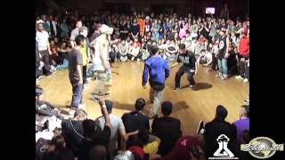 XFENZ vs FOUND NATION (EVOLUTION 5) WWW.BBOYWORLD.COM