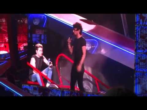 One Direction - Mamma Mia (Stockholm, Sweden 14/6-14 HD)
